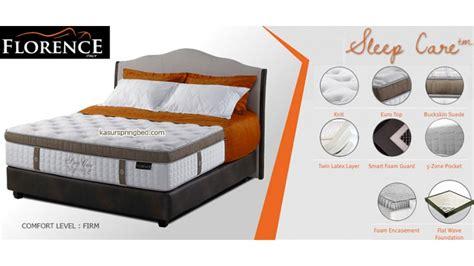 Florence Kasur Springbed Sleep Care 200x200 Set florence sleep care bed