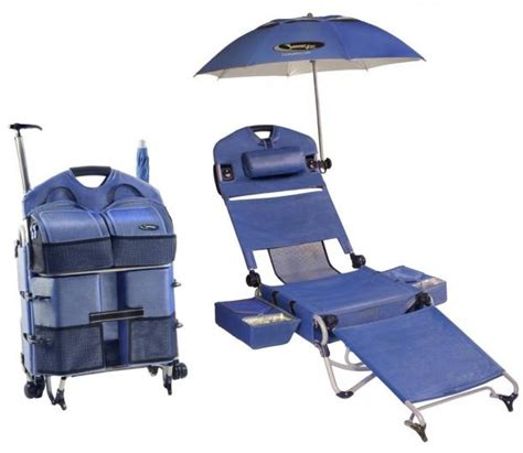 Loungepac beach chair backpack the coolest stuff ever
