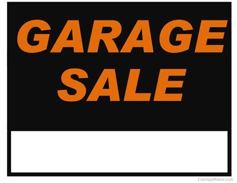 printable yard sale signs garage sale signs to print free www pixshark com