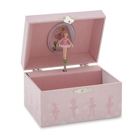 s musical ballerina jewelry box