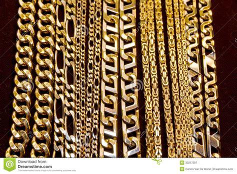 cadena de oro italy 417 cadenas de oro imagen de archivo imagen de inversi 243 n