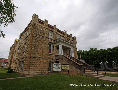 waterville opera house millstream motel cottonwood falls kansas 171 window on the prairie