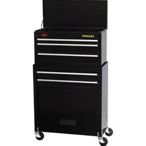stanley 5 drawer rolling tool chest with bonus 68