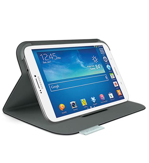 Casing Samsung Tab 3 folio protective logitech support