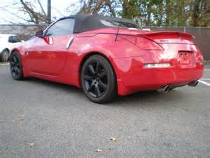 2004 Nissan 350z Convertible Find Used 2004 Nissan 350z Touring Convertible 2 Door Mint