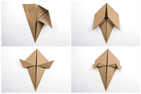 How To Make An Origami Turkey - how to make an origami turkey