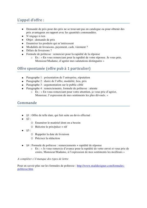 Déclaration D Appel Modele