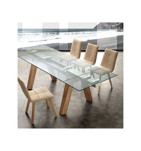 tavoli da pranzo in vetro allungabili albenga tavolo da pranzo allungabile in legno massello