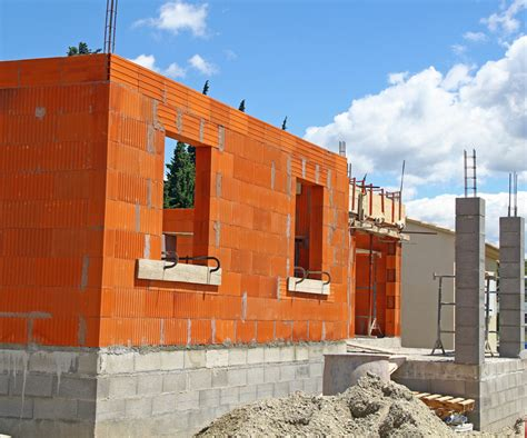 Brique Ou Parpaing by Maison En Briques Ou Parpaings Ventana