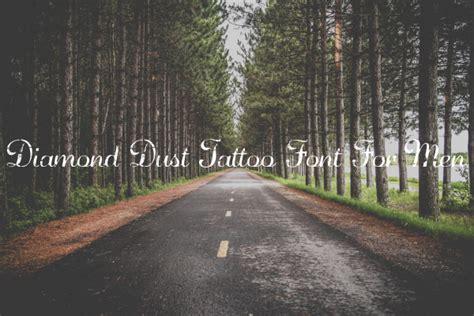 tattoo font diamond dust 15 free tattoo fonts otf ttf download