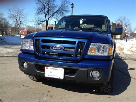 2003 ford ranger led lights install of westin road light bar and hella 500ff