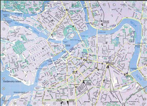 homedrawingservice interactieve plattegronden van saint petersburg kaart interactieve en gedetailleerde