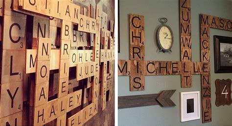 decorar paredes letras 8 ideas originales para decorar paredes de casa handfie