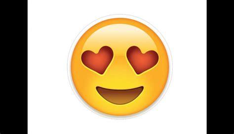 imagenes del emoji enamorado whatsapp estos son los emojis que puedes enviar en san