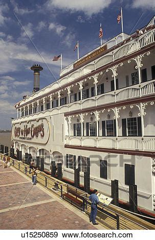 new orleans gambling boat stock photograph of casino riverboat new orleans