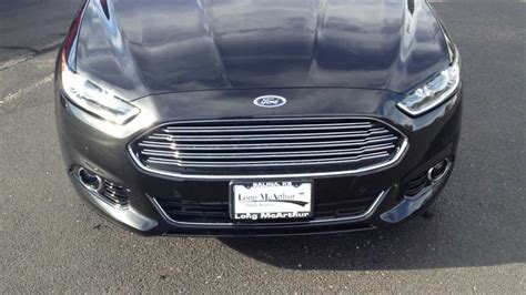 Mcarthur Ford Salina Ks by The New 2013 Ford Fusion Is Better Then The Nissan Altima