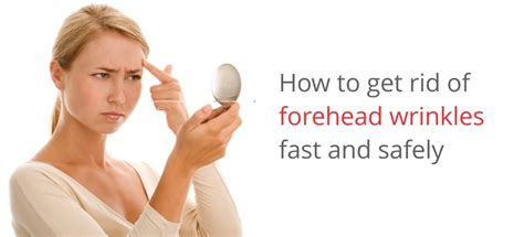 ho to disguise frown lines how to hide the lines in your forehead how to get rid of