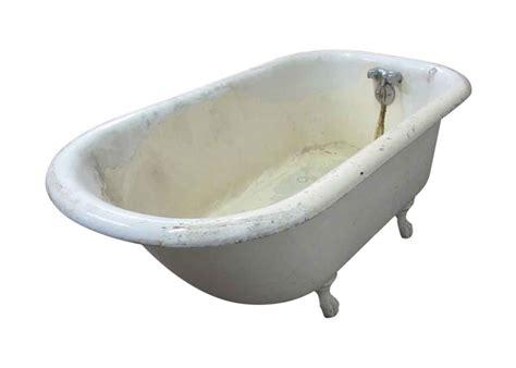Reclaimed Bathroom Fixtures Reclaimed Cast Iron Bath Tub Olde Things