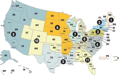 circuit court map us appeals court circuits by population quiz by theologystudent