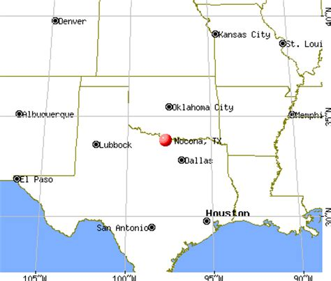 nocona texas map opinions on nocona texas