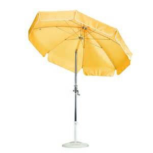 7 5 Patio Umbrella California Umbrella 7 5 Sunbrella Aluminum Tilt Patio Umbrella