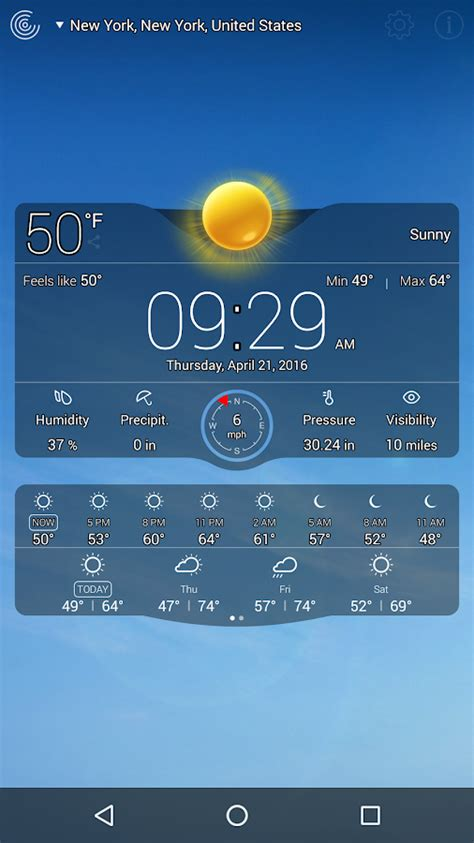 weather live apk weather live free apk android weather apps