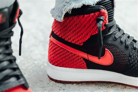 air jordan  flyknit banned   sneaker bar detroit