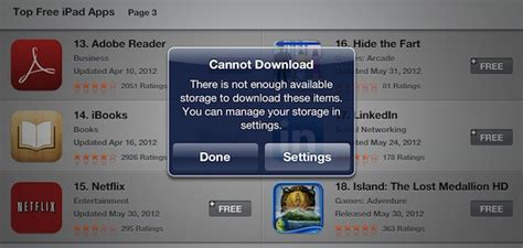 iphone cannot take photo iphone or ran out of storage space here s how to