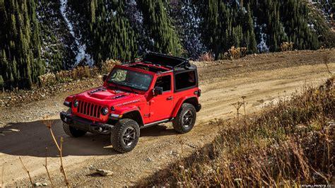 Jeep Wrangler Rubicon Wallpaper
