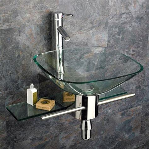 kokols 86h04orb wall mounted bathroom basin faucet kitchen kokols wall mount vanity and glass vessel sink combo