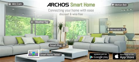 the best smart home products you haven t heard of the verge archos smart home objects overview