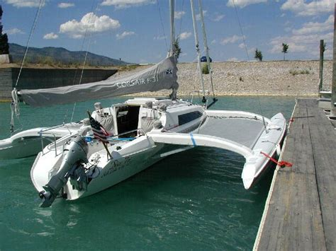 trimaran for sale seattle it can be paddled as a large two person kayak or can be