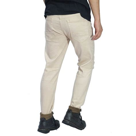 Celana Ripped Black Knee celana ripped on knee khaki celana pria