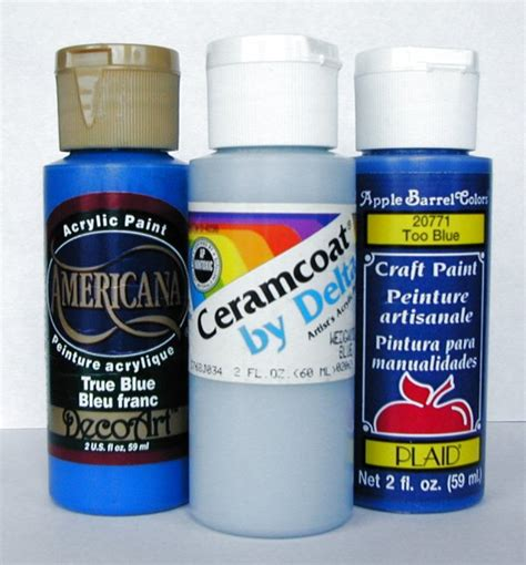 acrylic paint and craft acrylic stencil paint for interior and exterior use