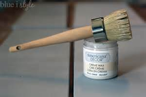diy with style my time using chalk paint
