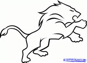 lion drawing best images collections hd for gadget