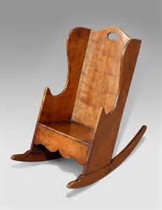 antique child s rocking chair childrens rocking chair