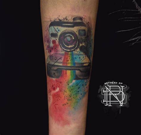 polaroid tattoo designs watercolor polaroid best ideas designs