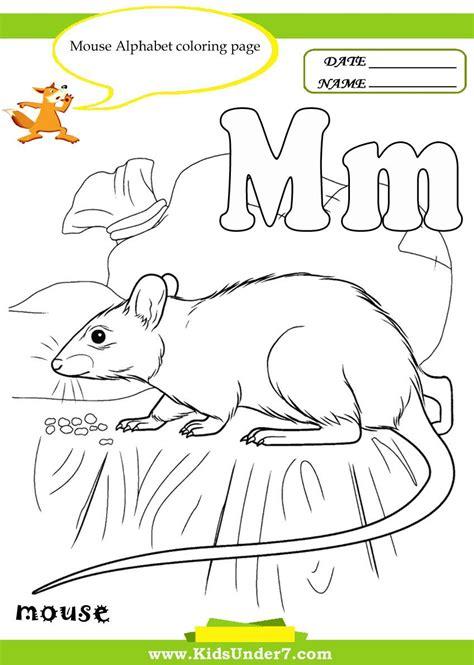 letter m coloring pages preschool letter m worksheets practice kiddo shelter picture