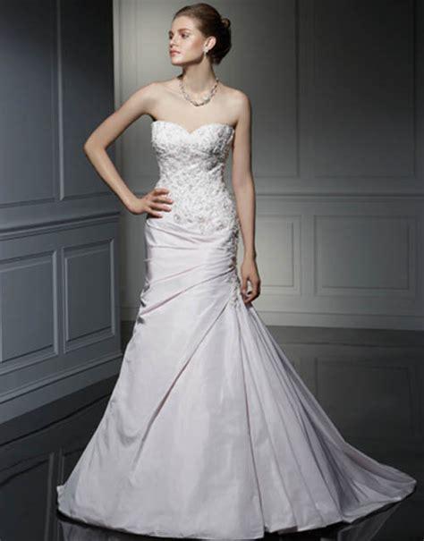 strapless designer wedding dresses sang maestro