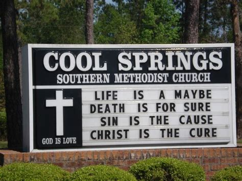 Church Sign Meme - 2172 best religious humor images on pinterest