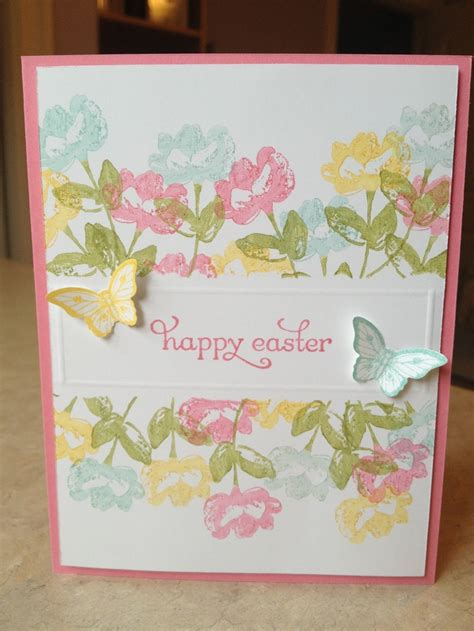 ideas for easter cards 54 best st pat s and easter cards images on