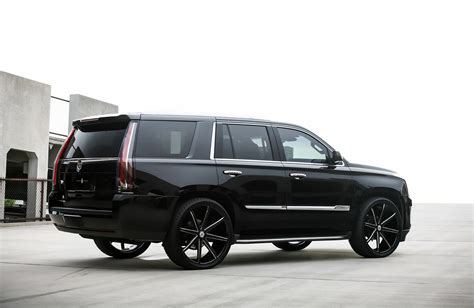 Customized Cadillac Escalade by Customized 2015 Cadillac Escalade Exclusive Motoring