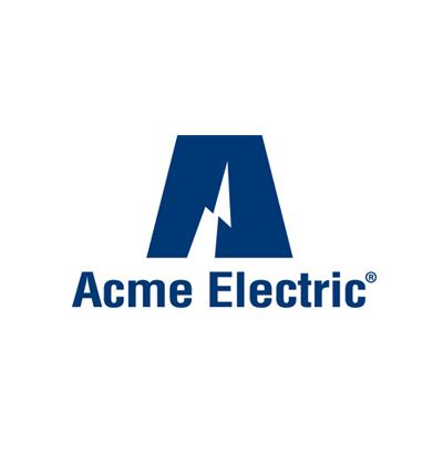 acme electric motor inc acme transformers solutions
