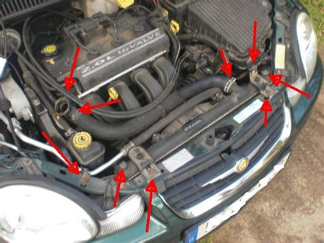 2002 dodge neon problems dodge neon engine diagram coolant get free image about