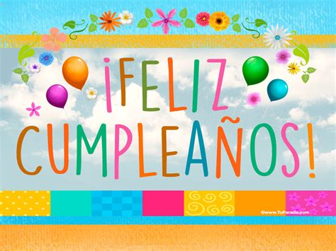 imagenes sorprendentes de feliz cumpleaños imagen de feliz cumplea 241 os frases de cumplea 241 os tarjetas