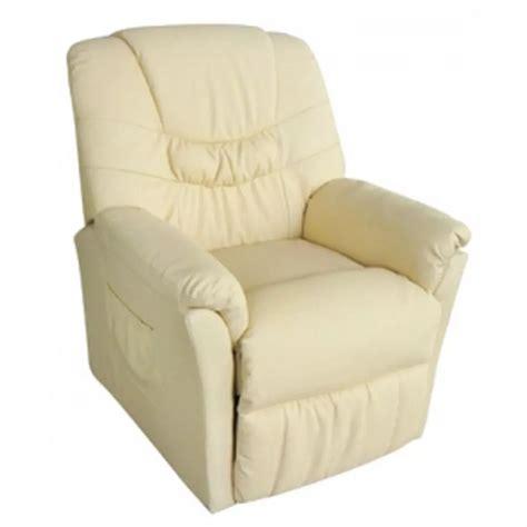 poltrone comodissime la boutique en ligne fauteuil relax massant blanc cr 232 me