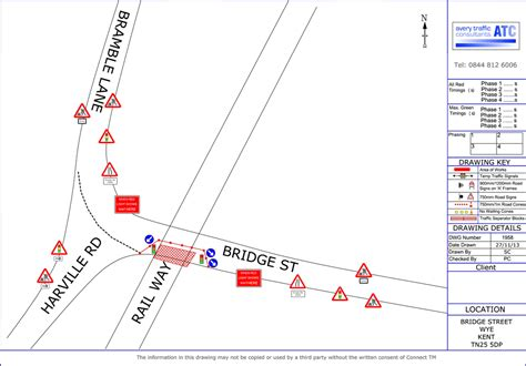 traffic management drawings images