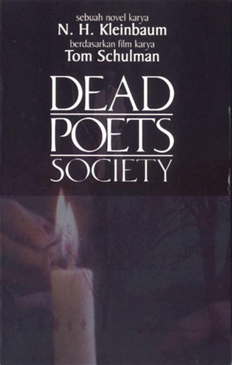 Novel Dead Poets Society endah jakarta 04 indonesia s review of dead poets society