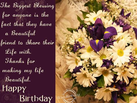 Beautiful Happy Birthday Wishes Birthday Wishes For Friend Birthday Images Pictures